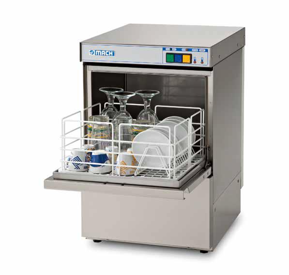 Mašina za pranje čaša MB 9920