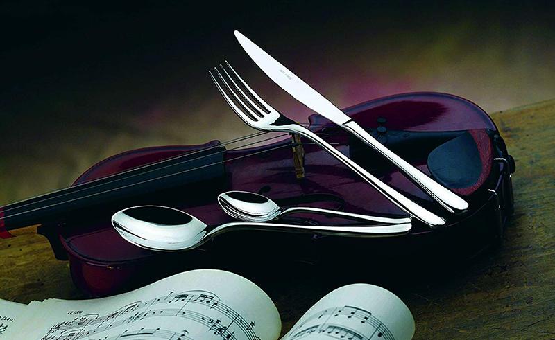 Princess Salvinelli , kašika , viljuška , nož