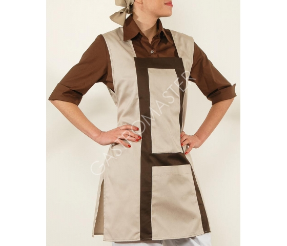 Uniforma , kecelja , majica , pomoćno osoblje