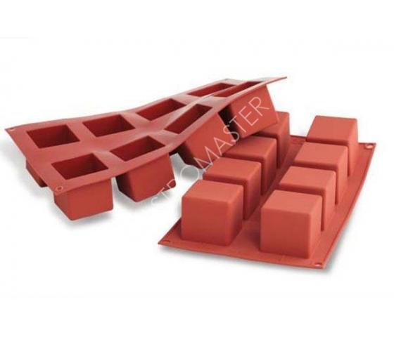 Silikomart , silikonski model , Cube , Gastromaster